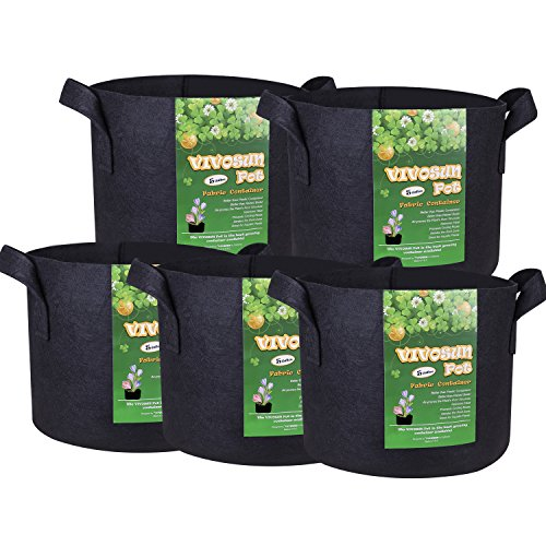 Reusable Potato Grow Bags - 8