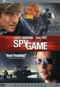 Amazon.com: Spy Game (Widescreen Edition): Robert Redford ...