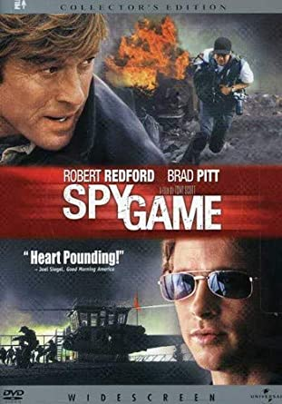 Robert redford spy movies