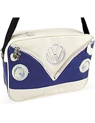 VW Collection by BRISA Genuine Volkswagen T1 Camper Bus Shoulder Bag Messenger Bag