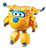 """Toys : Super Wings Transforming Donnie Toy Figure 