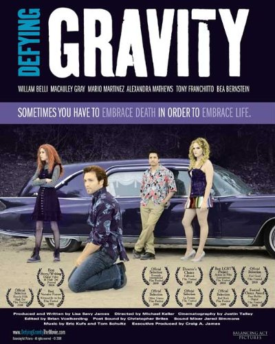 Defying Gravity Movie Poster (27 x 40 Inches - 69cm x 102cm) (1997) -(Daniel Chilson)(Niklaus Lange)(Don Handfield)(Linna Carter)(Seabass Diamond)(Lesley Pedersen) ()