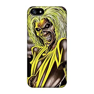 Tpu Case Cover For Iphone 5/5s Strong Protect Case - Killers Design