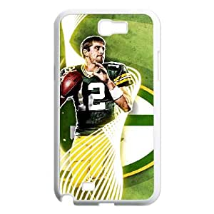 Green Bay Packers Samsung Galaxy N2 7100 Cell Phone Case White DIY gift zhm004_8685803