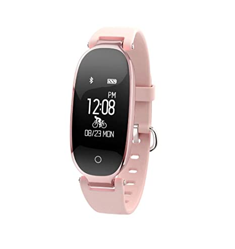 Amazon.com: Elegant Fitness Tracker para Mujeres, IP67 ...