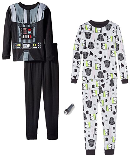 Star Wars Vader Four Piece Pajama product image