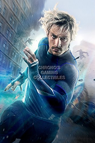 CGC Huge Poster - Marvel The Avengers Age of Ultron Quicksilver Movie Poster - MAG021 (24