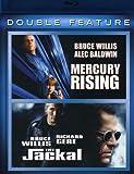 Double Feature: Mercury Rising / The Jackal [Blu-ray] (Bilingual)
