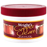 Wright's Copper Cream/Polish, 8 Oz. (Pack of 6)
