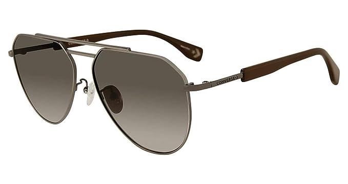 Amazon.com: Gafas de sol Converse SCO 052 Dark Gunmetal 0568 ...