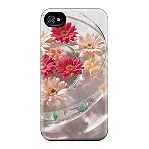 Shock-dirt Proof Fragrant Water Case Cover For Iphone 4/4s