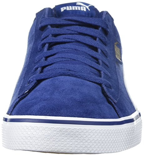 Puma 1948 Vulc Wildleder Turnschuhe Blue Depths-Puma White