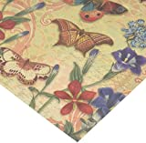 #58586 Punch Studio Boutique Lavender Scented Drawer Liners Papillon Butterfly
