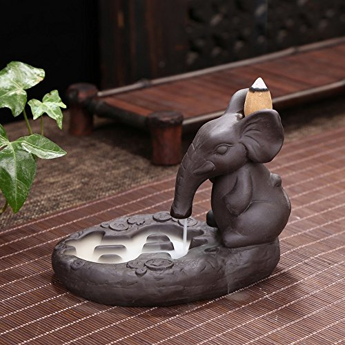 Elephant Incense Holder - 4