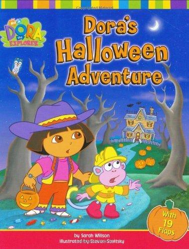 Dora's Halloween Adventure -