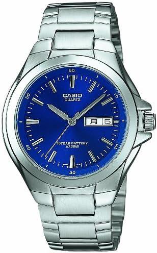 [カシオ] 腕時計 スタンダード MTP-1228DJ-2AJF シルバー