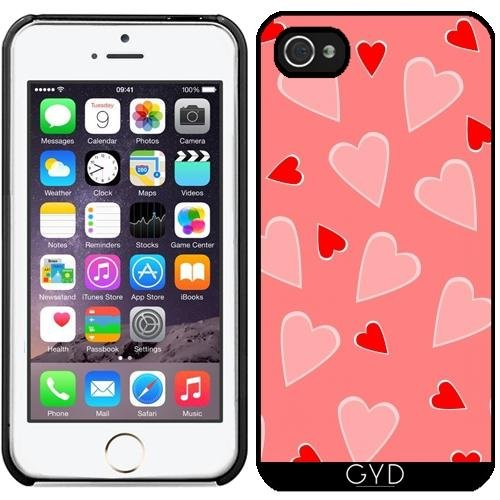 Coque pour Iphone 5/5S - C?urs by Warp9