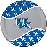 Creative Converting Kentucky Wildcats Dinner Paper Plates (8 Count)