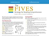 img - for The FIVES: Strategy for Reading Comprehension Quick Reference Guide book / textbook / text book