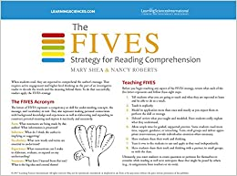 The FIVES: Strategy for Reading Comprehension Quick Reference Guide