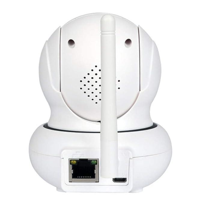YKXY Mini Monitor De Bebé CáMara De Vigilancia De Red De Seguridad para El Hoga: Amazon.es: Hogar