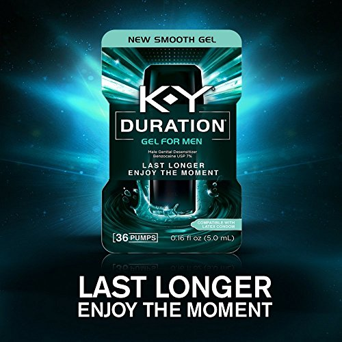 Ky jelly duration
