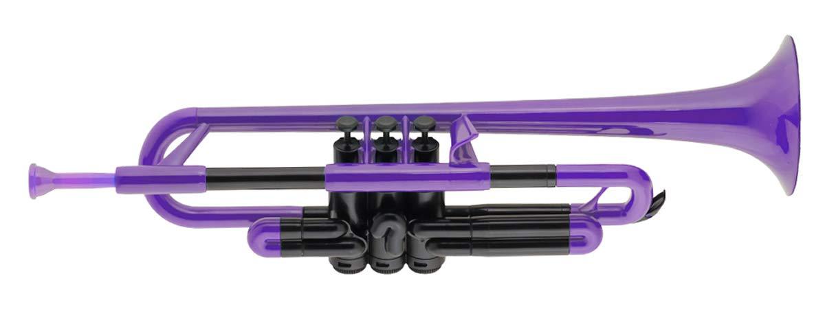 pBone pTrumpet - The Plastic Trumpet, Purple PTRUMPET1P