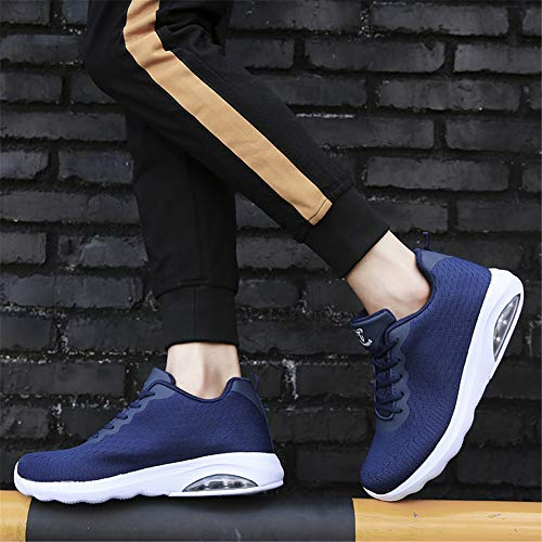 Air Bleu De Fitness Mode 36 Outdoor Multisports Sneakers Sport Course Casual Femme Gym Homme Chaussures Baskets 46eu Ygaqg