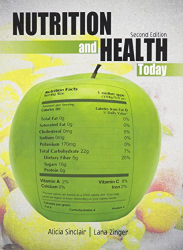 Nutrition and Health Today