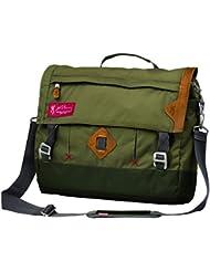 Browning Boone Messenger Bag, Duffel Green