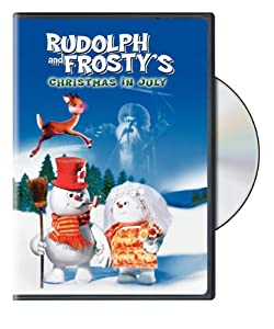 Rudolph Frostys Christmas In July from Warner Home Video