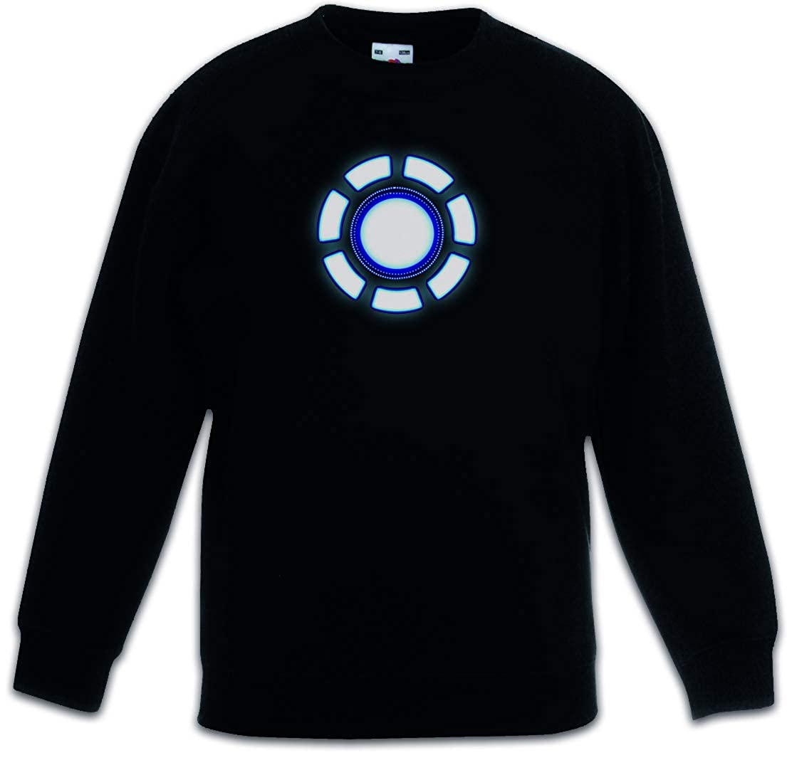 Urban Backwoods ARC Reactor II Kinder Jungen M/ädchen Pullover Iron Avengers Tony Stark Mark Man Invincible Industries