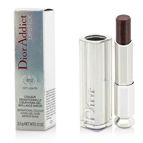 Christian Dior Addict Lipstick, No. 612 City Lights, 0.12 Ounce