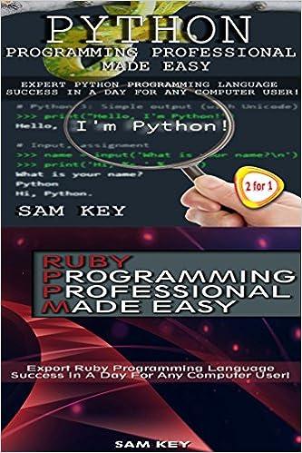 Programming #47:Python Programming Professional Made Easy &