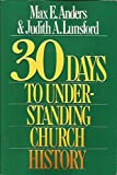 30 Days to Understanding Church History