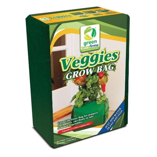 - Green Terrafirma GB00894 Veggie Grow Bag