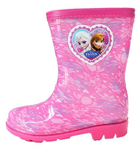 Disney Frozen Girls Snowflake Boots