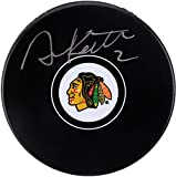 Duncan Keith Chicago Blackhawks Autographed Hockey Puck - Fanatics Authentic Certified - Autographed NHL Pucks