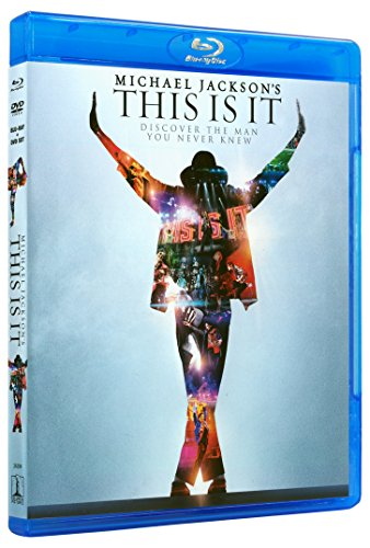 Michael Jackson: This is it (Blu-ray / DVD)
