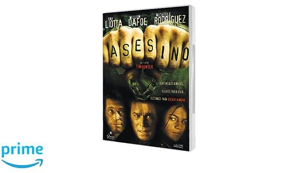 Asesino [DVD]: Amazon.es: Ray Liotta, Willem Dafoe, Michelle ...