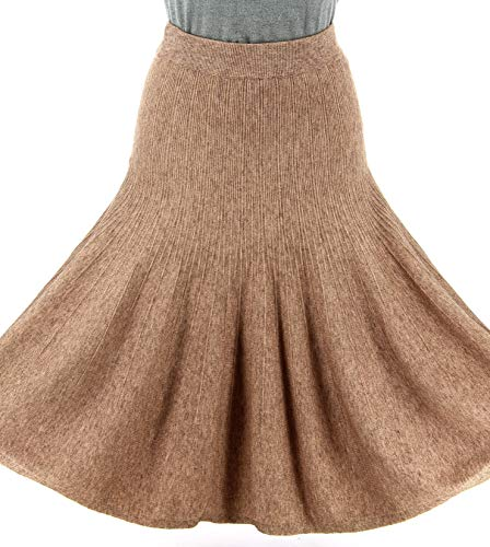 Taupe Taupe vase GALEA Patineuse Jupe Taupe Hiver Laine Charleselie94 vqZw048