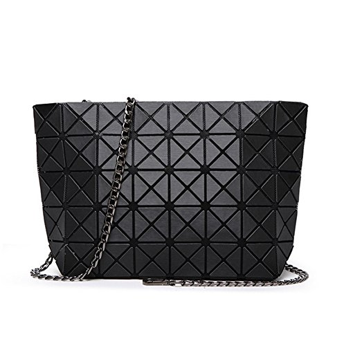 Find-me Matt Brushed Geometric Variety Pack Japanese Folding Chain Shoulder Messenger - Price List Lady Dior