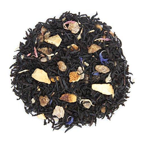 Basilur | Exotic Mango & Pineapple Tea | Ceylon Black Loose Leaf Tea | Single Origin Ultra-Premium Tea | Mango Iced Tea | 100g (3.5oz) Foodservice | Pack of 2