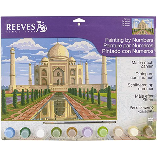 reeves-large-acrylic-painting-by-numbers-taj-mahal
