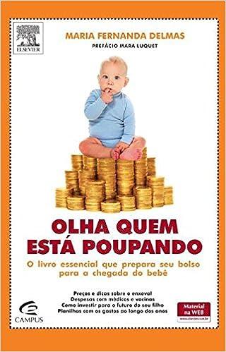 Olha Quem Está Poupando (Em Portuguese do Brasil): Maria Delmas: 9788535239010: Amazon.com: Books