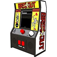 Deals on Arcade Classics Breakout 4C Retro Mini Arcade Game