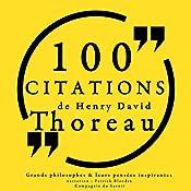 100 citations de Henry David Thoreau | Henry David Thoreau