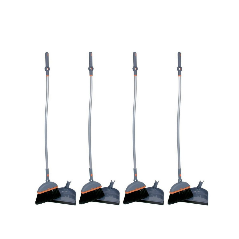 Casabella Ergo Broom (4 Pack)