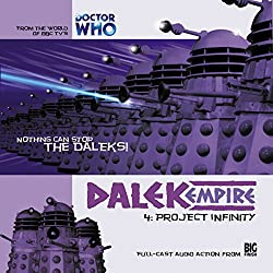 Dalek Empire - 1.4 Project Infinity