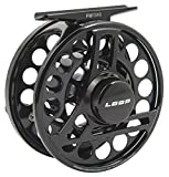 Cheap Loop Evotec Featherweight Fly Reel BLACK 5-7 LEFT
